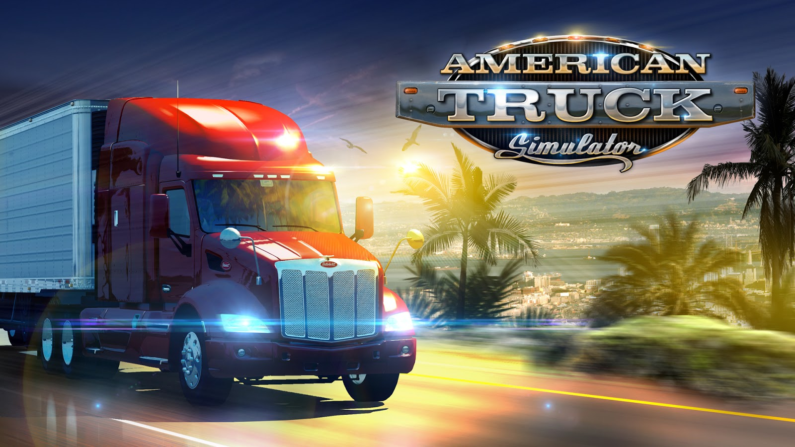 American Truck Simulator v1.29.1.17s & DLC Is Here! [Latest][Legit DLC Unlocker]